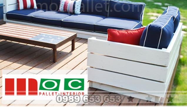 Ghế Sofa gỗ thông GE5