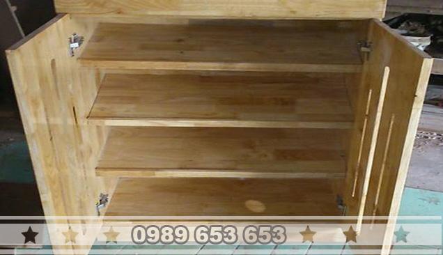 Tủ để đồ bằng gỗ T7