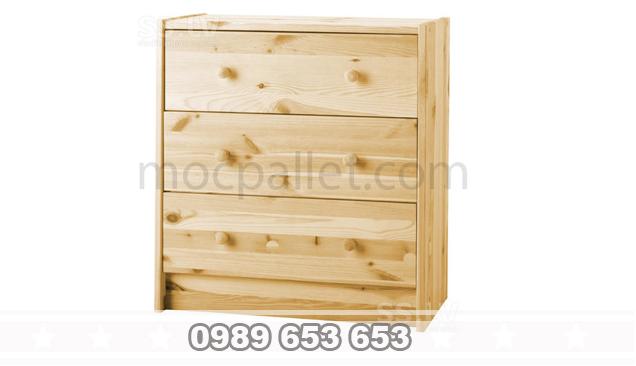 Tủ gỗ thông T16