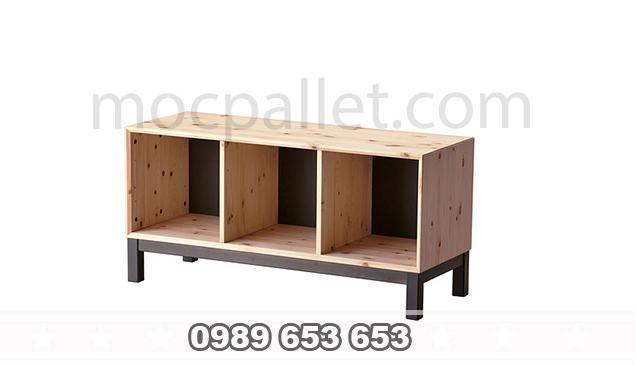 Tủ gỗ thông T12