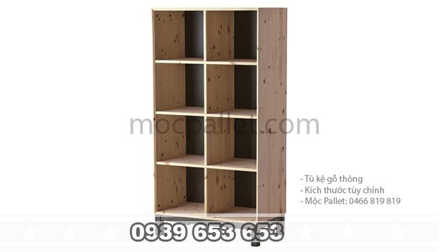 Tủ gỗ thông T10