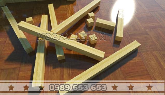 Bán đố gỗ thông pallet