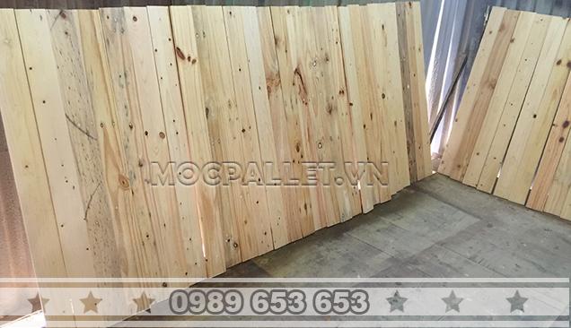 Thanh nan gỗ Pallet giá rẻ