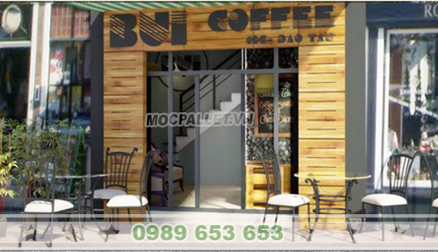 5 ý tưởng nội thất từ gỗ thông Pallet