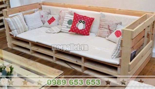 Bộ bàn ghế phòng khách PK04
