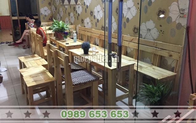 Thiết kế nội thất quán mỳ cay Hàn Quốc MIỄN PHÍ
