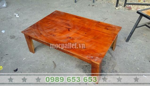 Bàn gỗ thông BT20