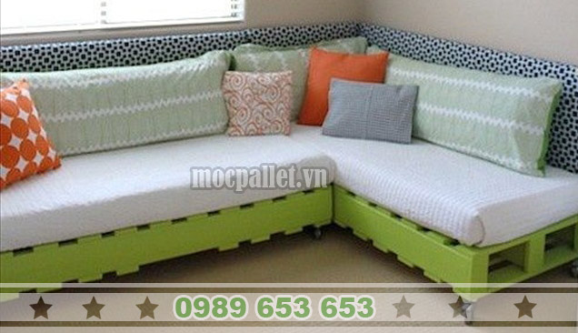 Ghế băng sofa phòng khách PK19