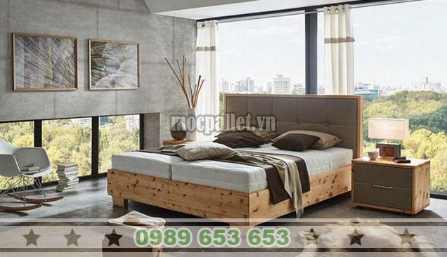Mẫu giường hộp 1m8x2m giá rẻ GH13