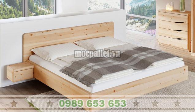 Mẫu giường hộp phòng khách GH17