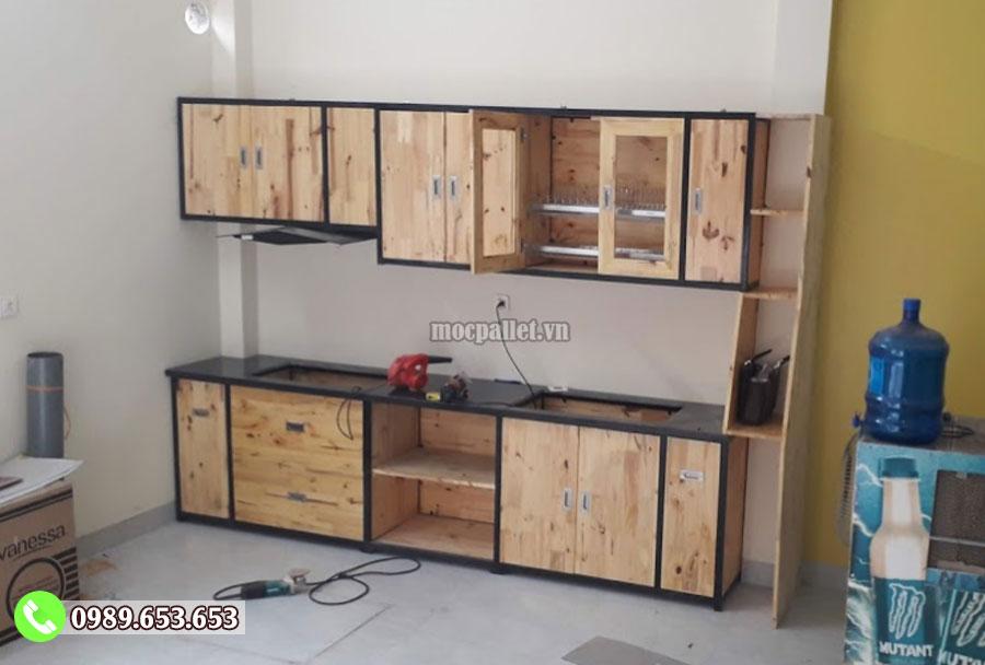 Dự án thiết kế và thi công nhà anh Quang - Ngã Tư Trôi
