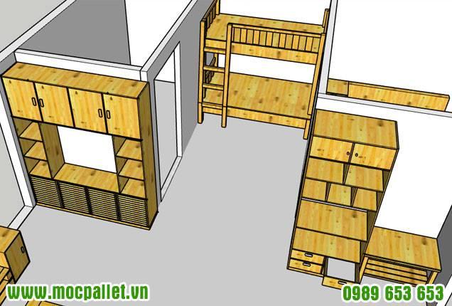 Dự án thiết kế và thi công chung cư Flc Garden Đại Mỗ